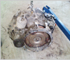 Gearbox repair by Audi specialists in Lodnon